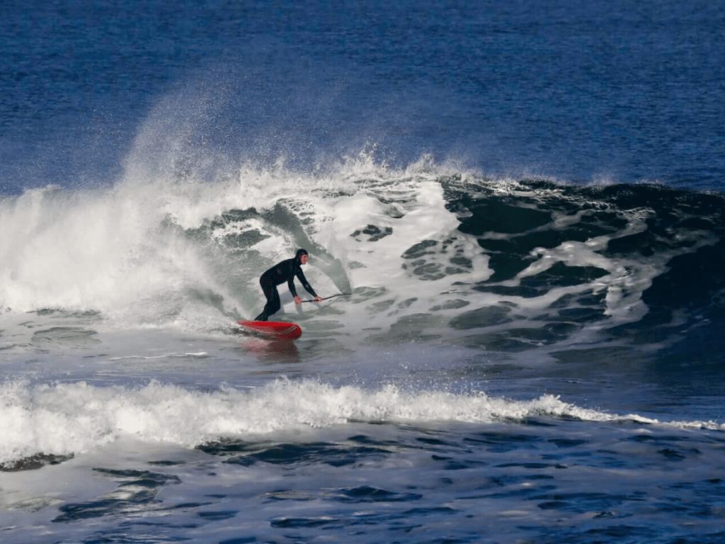 Surfing in Enniscrone or Easkey