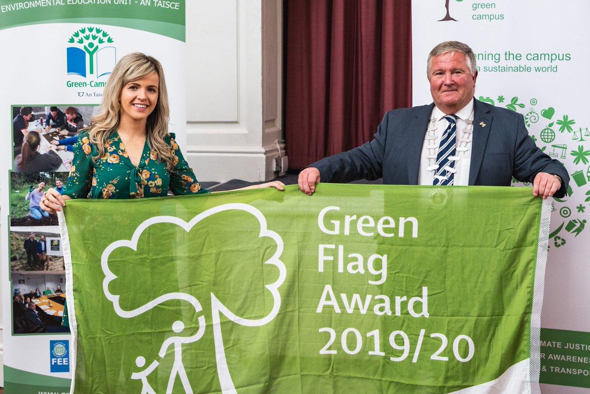 Green Flag Awards 2019