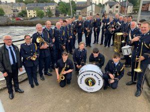 Ballina Arts Centre Foxford Brass Band MMTradfest