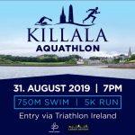 Killala Aquathon; 31st August 2019
