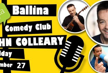 Ballina Comedy Club - John Colleary