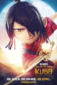 Kubo and the Two Strings 6th October 3pm