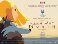 Long Way North 6th October 6pm