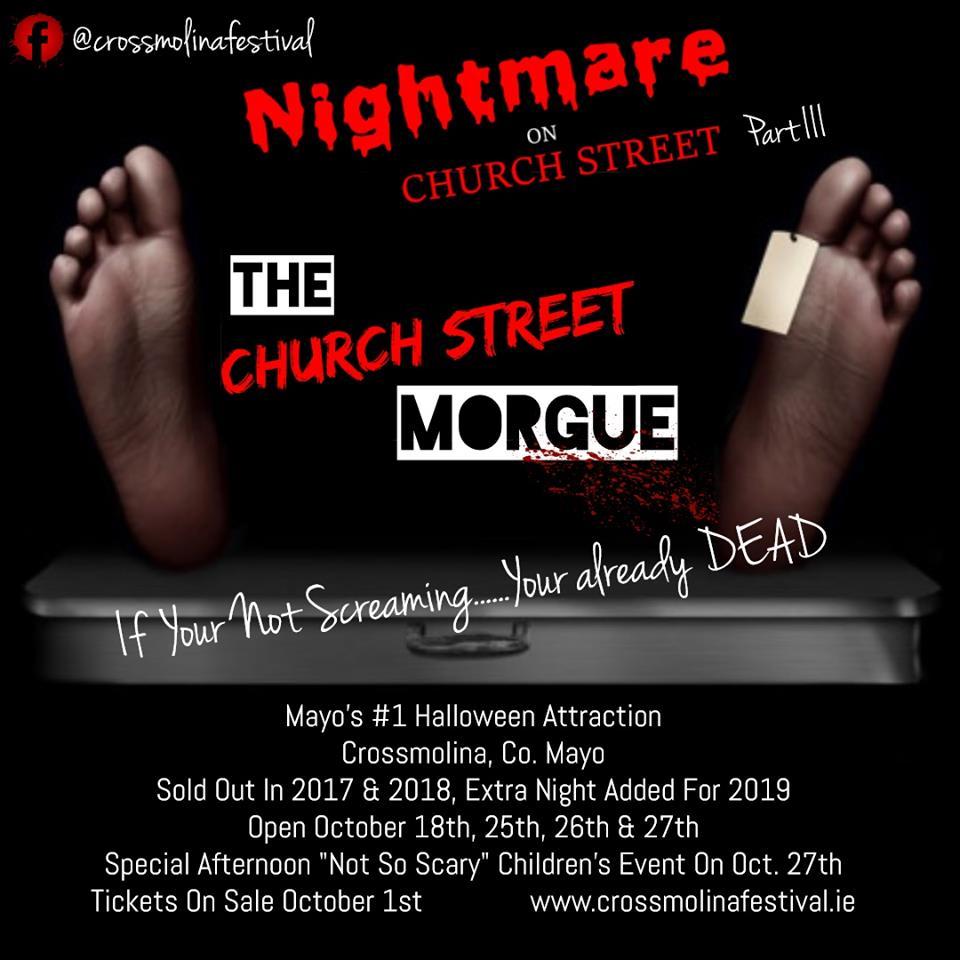Nightmare on Church St 2019