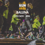 Run in the Dark Ballina: 13th November 2019