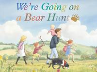 We're Going On A Bear Hunt 5th October 1pm