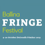 Ballina Arts Centre delighted to support Ballina Fringe Festival events