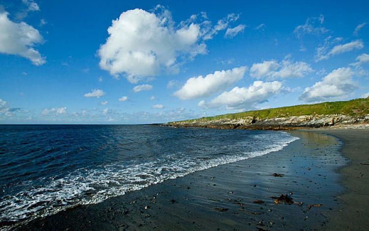 ballycastle Beach Co. Mayo Ireland