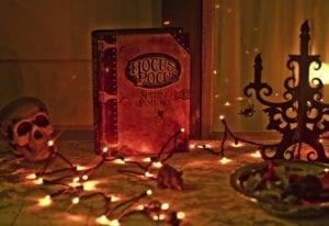 Samhain Abhainn Spooky Sceals