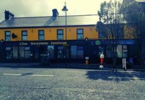 The Seaview Lounge Ballycastle