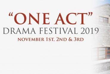 Ballina 'One Act' Drama Festival 2019