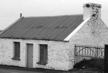 Ballycastle Cottage B+W