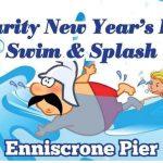 Enniscrone New Year's Day Swim & Splash; 1st January