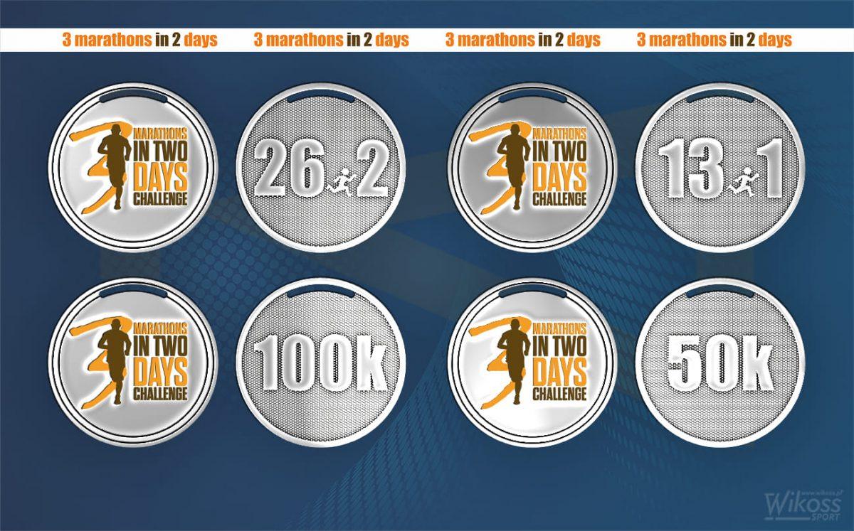 3 Marathons in 2 Days Challenge Ballina