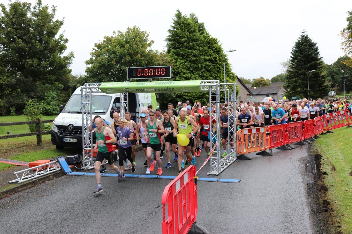 Ireland West 3/4 Marathon Swinford