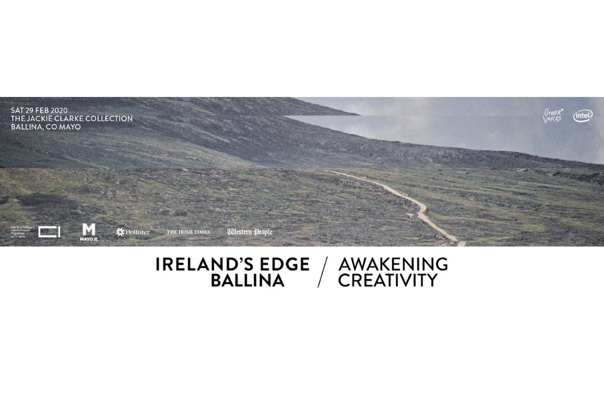 Ireland's Edge Ballina 2020 web header