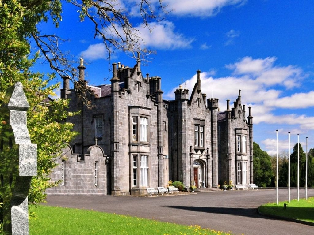Belleek Castle, Co. Mayo, Ireland