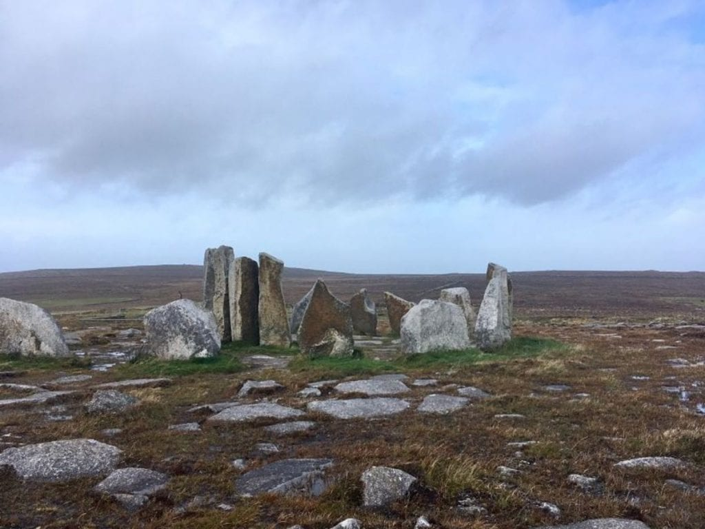 Deirbhile's Twist, Erris, Co. Mayo, Tír Sáile Sculpture Trail