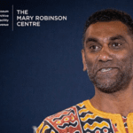 Social justice leader Kumi Naidoo to deliver Mary Robinson Centre lecture