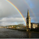 St. Muredach's Cathedral Ballina in the Diocese of Killala