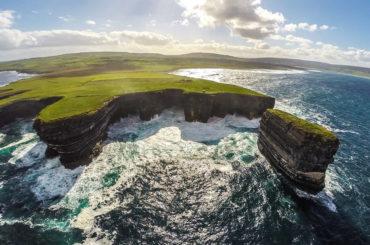 Downpatrick Head, County Mayo Fáilte Ireland