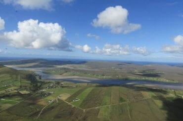 Area view of Erris Photo © Derek Davidson