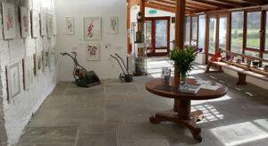 North Mayo Heritage Centre at Enniscoe House, Crossmolina, Co. Mayo, Ireland