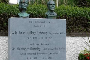 Fleming Memorial Kincon Parish of Kilfian