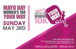 Mayo Day Women's 10k 'Your Way'