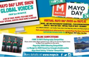 Virtual Mayo Day 2020