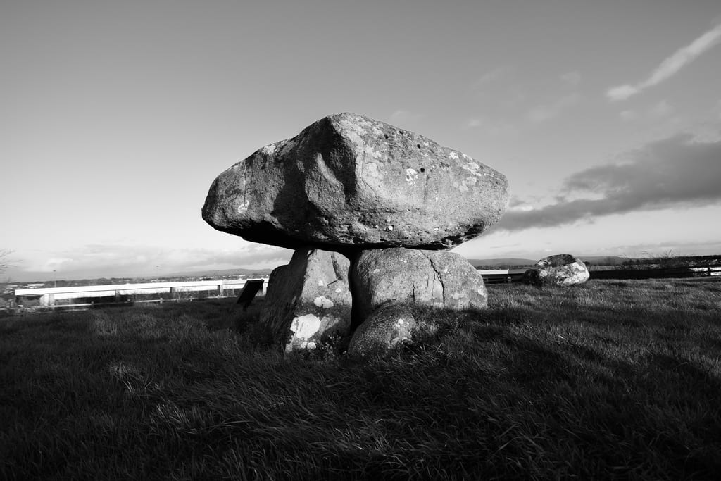 Dolmen of the Four Maols, Ballina, Co. Mayo