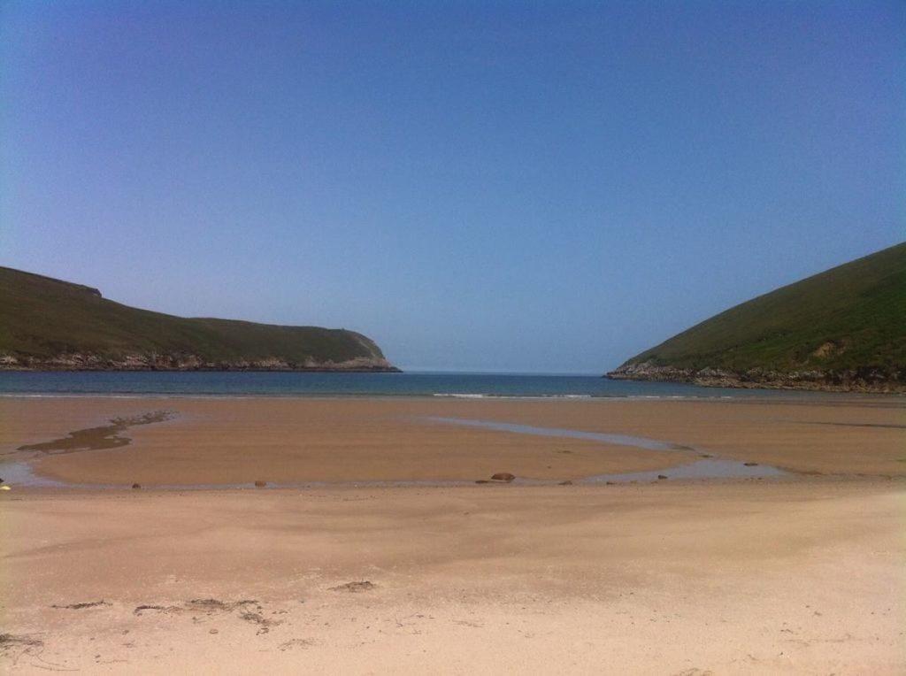 Portacloy beach Co. Mayo