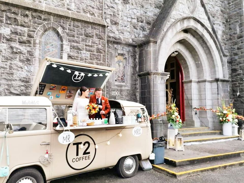T2 Coffee Van After Church Coffee Receptions