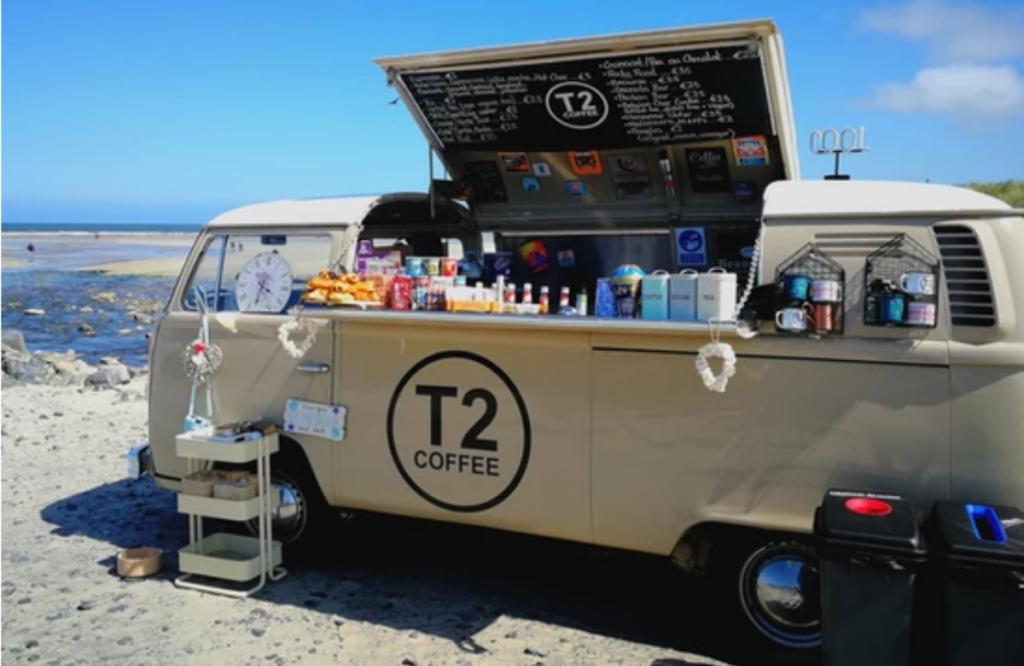 T2 Coffee Van