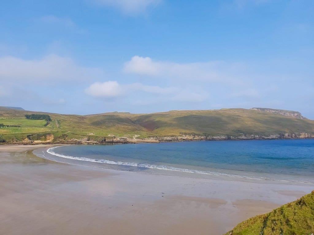 Portacloy Beach Co. Mayo Ireland