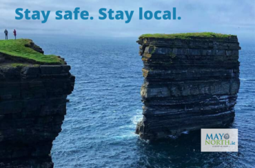 Stay safe. Stay local