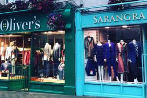 Oliver's Menswear and Sarangra Boutique