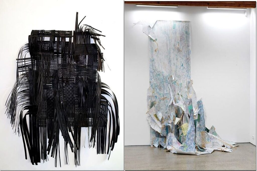 Beyond Drawing 2020 exhibition Ballina Arts Centre