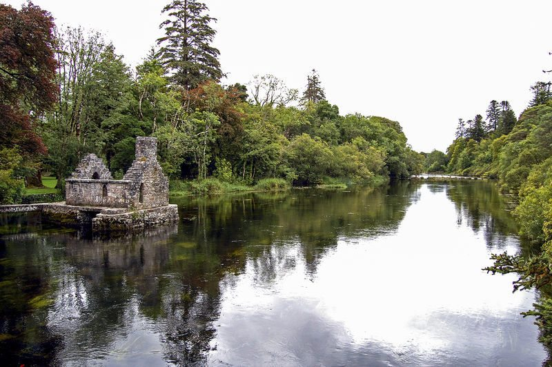 The Monks Fishing House on Cong river © Stephen Duffy