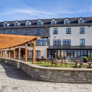 Ocean Sands Hotel Enniscrone Co. Sligo offers