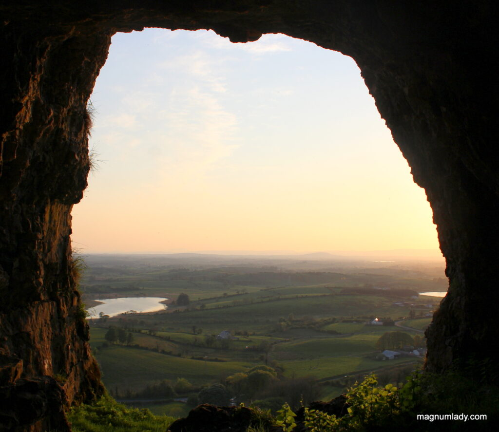 The Keash Caves
