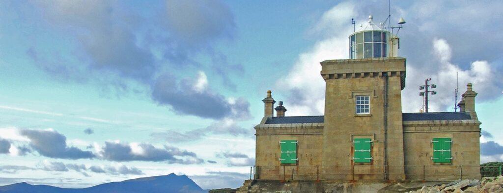 Blacksod Lighthouse by John Kelly