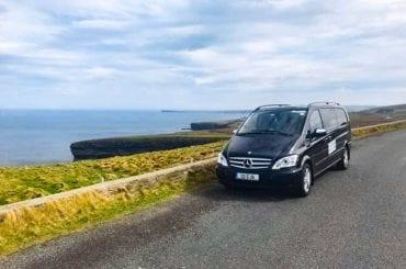 Broadhaven Irish Tours Mayo Ireland luxury transport small groups
