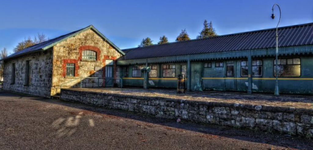Kiltimagh Railway Museum