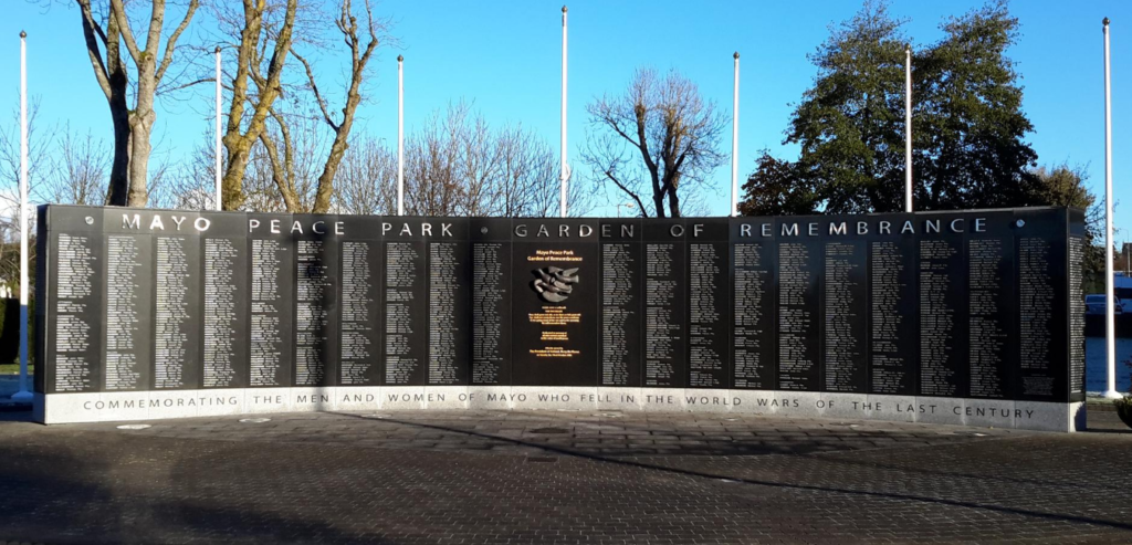 County Mayo Peace Park and Garden of Remembrance