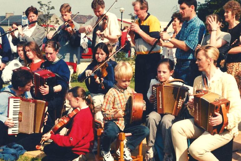 Fleadh Cheoil Ballina 1998