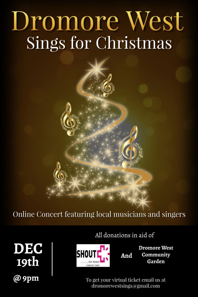 Dromore West Sings for Christmas 2020