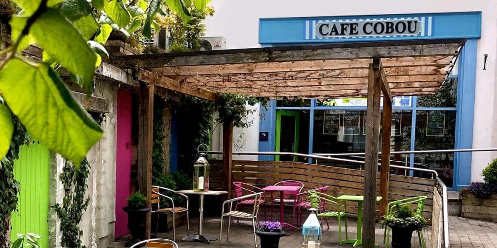 Cafe Cobou Ballina Co. Mayo Ireland