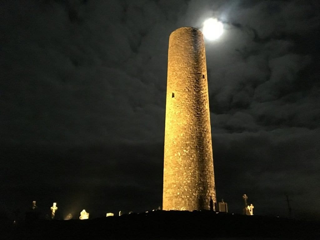 Meelick Round Tower