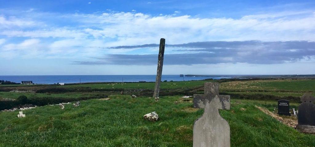 Doonfeeny Standing Stone